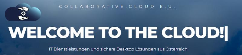 collaborative.cloud - mein zuverlässiger IT Diestleister und Anbieter von GDPR konformen managed cloud Desktops